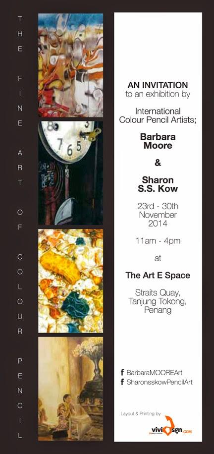 Colour Pencil Exhibition